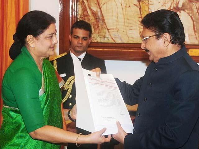 Videos : नेशनल रिपोर्टर : शशिकला ने राज्यपाल से मिलकर सरकार बनाने का दावा पेश किया