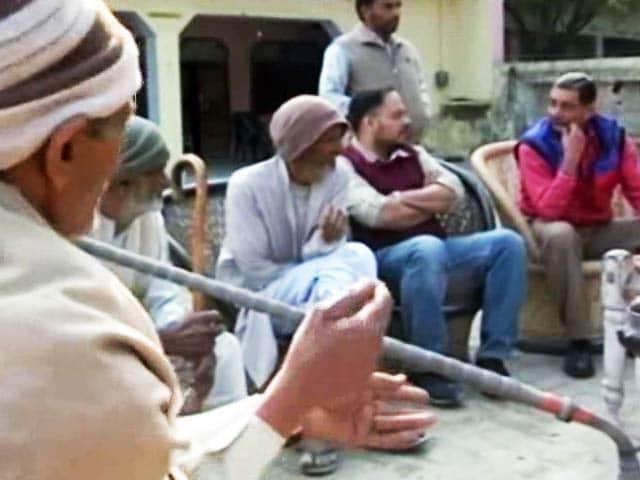 Video : Ajit Singh Hangs His Comeback Hopes on Jats Dumping BJP Tomorrow