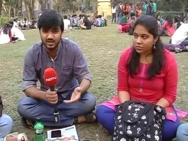 Video : Governance Best In Democracy? Students Debate