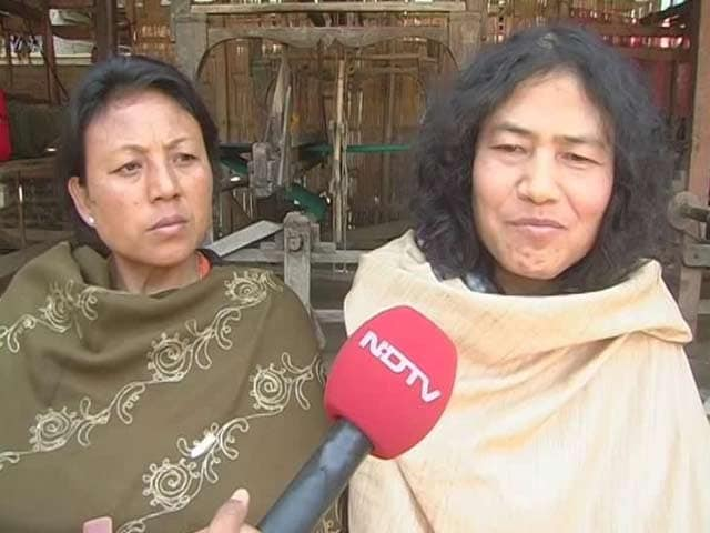 Video : Manipur Elections: Irom Sharmila On BJP's Offer, Arvind Kejriwal's Advice
