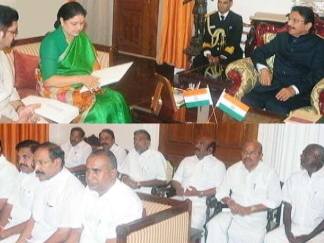 Videos : तमिलनाडु में शशिकला बनाम पन्नीरसेल्वम