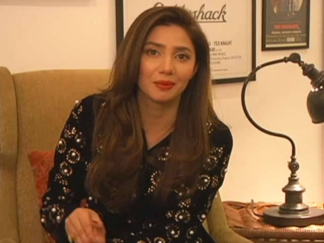 Video : Happy With The Success Of <i>Raees</i>: Mahira Khan