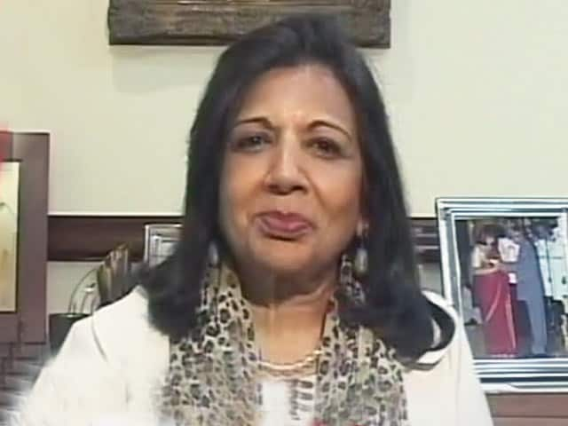 Video: Kiran Mazumdar Shaw Pledges To Be An Organ Donor