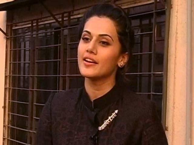 Videos : ये फिल्म नहीं आसां : अभिनेत्री तापसी पन्नू से खास मुलाकात...
