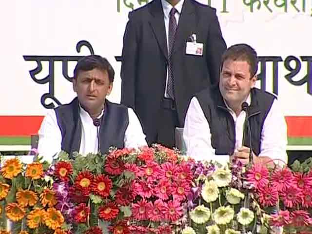Video : 'He's Fond Of Peeping Into Bathrooms': Rahul Gandh's Swipe At PM