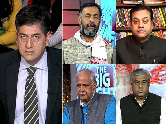 Video : The Big Fight: Who Funds Our Netas?