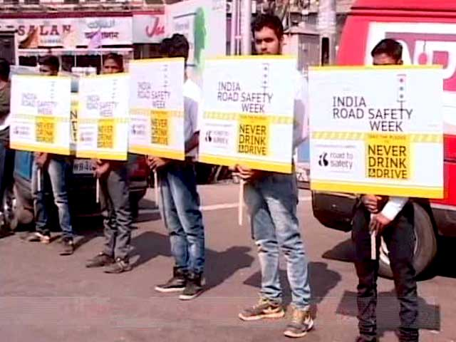 Video : Best of India Road Safety Week
