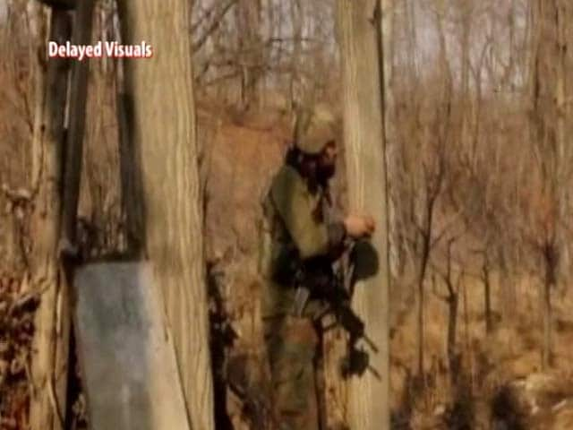 Video : 2 Soldiers Dead, Protests In Kashmir After Encounter Kills 4 Terrorists