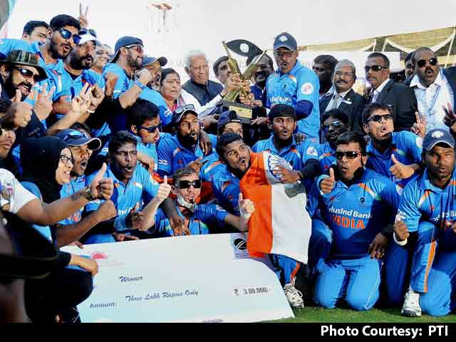 India Beat Pakistan, Defend T20 World Cup for Blind Crown