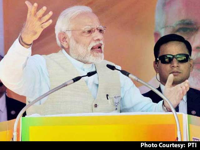 Video : Questioning Surgical Strikes An Insult To Armed Forces, Says PM Modi