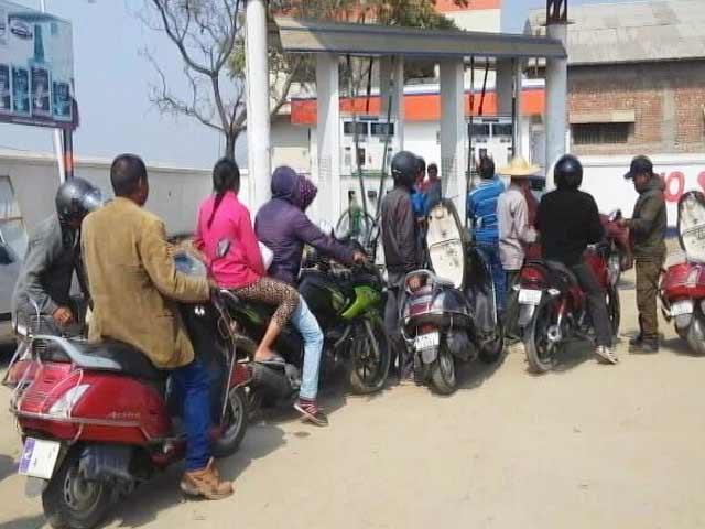 Videos : मणिपुर : नागा गुटों की आर्थिक नाकेबंदी जारी