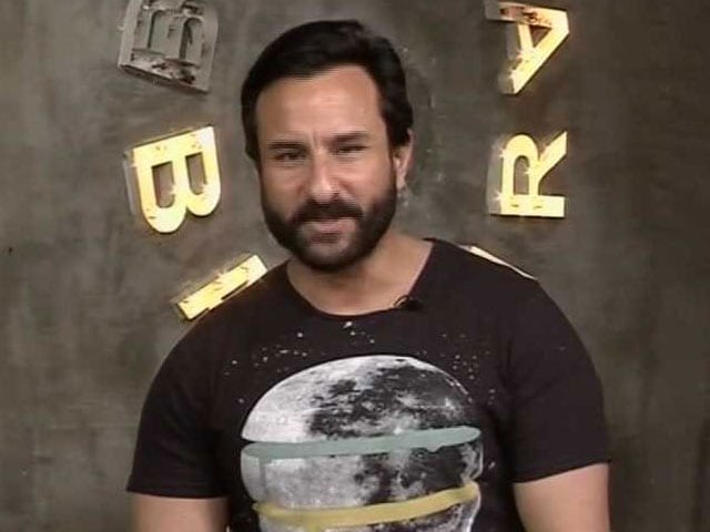 Video : Saif Ali Khan Lends His Support To Pledge Your Heart Campaign