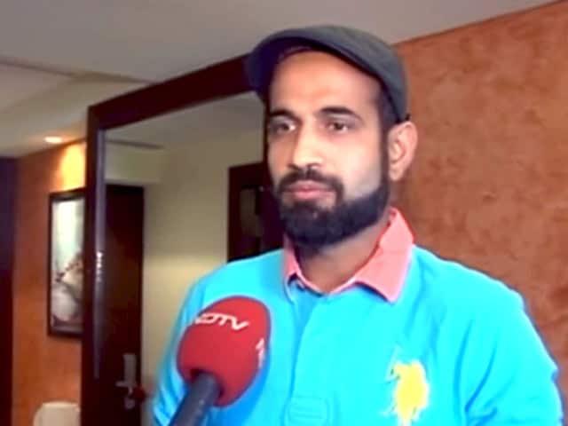 Videos : ...जब पाकिस्तानी लड़की के बेतुके सवाल पर इरफान पठान ने दिया करारा जवाब