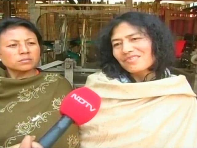 Video : Manipur Elections 2017: Irom Sharmila And 36 Crore Allegation Controversy
