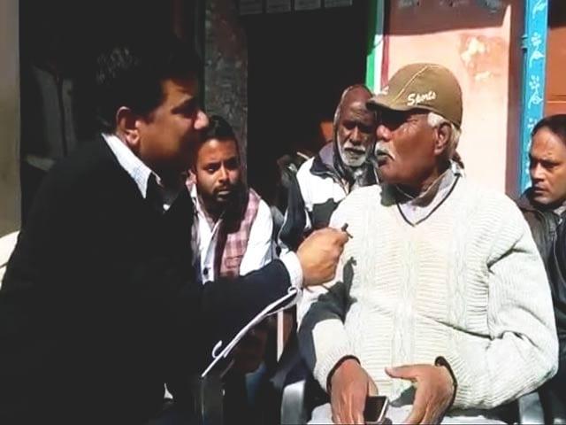 Video : दूसरे दौर की वोटिंग से पहले बिजनौर में दो समुदायों के बीच झड़प से तनाव
