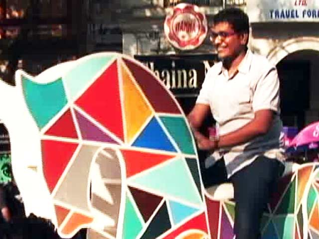 Video: Spreading The Message Of Organ Donation At Mumbai's Kala Ghoda Arts Festival