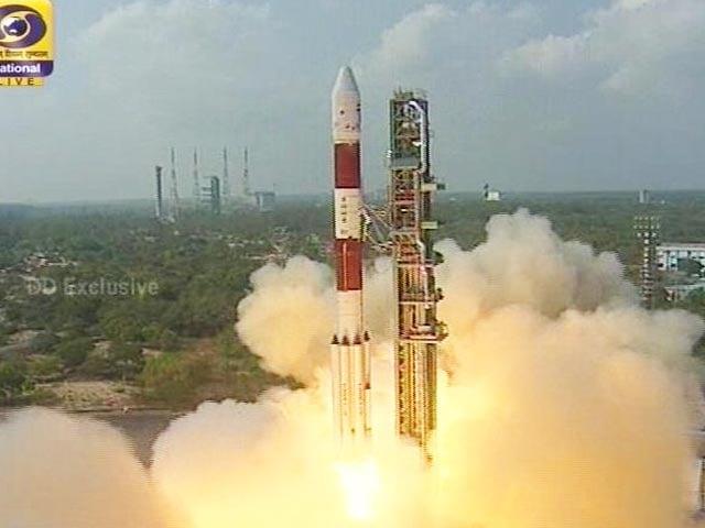 Videos : इसरो ने किया एक साथ 104 सैटेलाइट का सफल लॉन्च