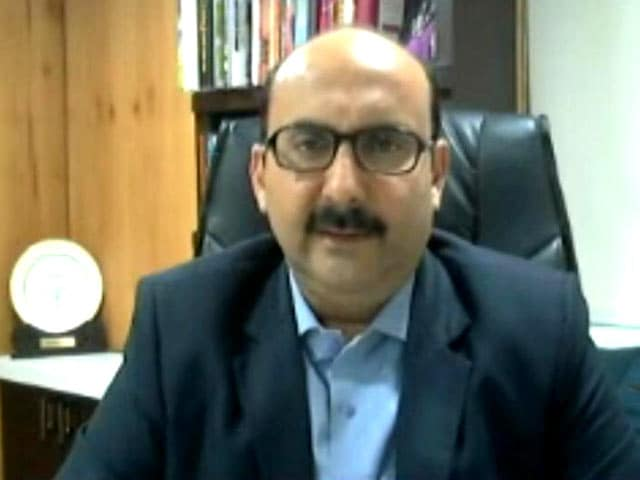 Video : Major Fall Not Expected In Tata Motors: Vikas Sethi