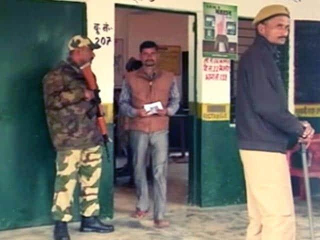 Video : तनाव के बीच बिजनौर में शांतिपूर्वक मतदान