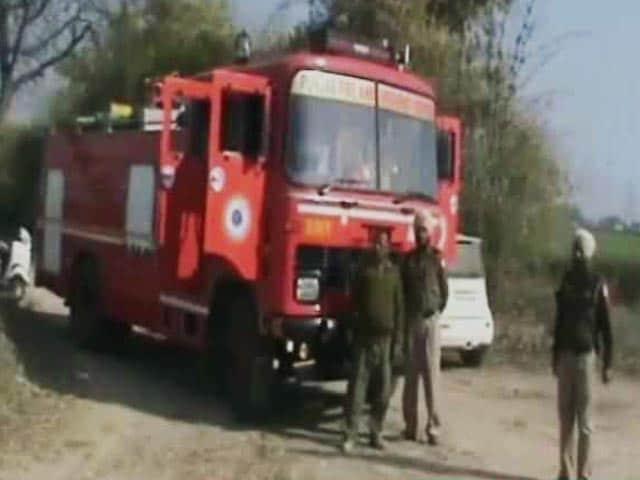 Video : लुधियाना के नजदीक बरामद सभी 66 बमों को किया गया डिफ्यूज