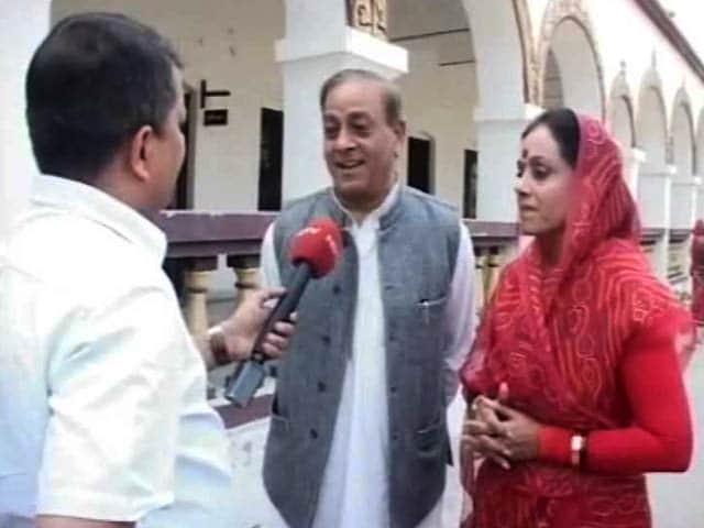 Videos : गरिमा सिंह ने 25 साल से अमेठी नहीं देखी : संजय सिंह