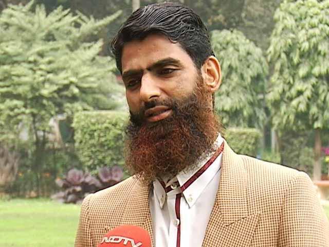 Video : 12 Years A Prisoner, Man Freed In Delhi Blast Case Says 'I Feel Lucky'
