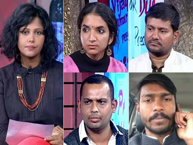 Video : Student Leaders Discuss 2005 Delhi Blasts Verdict, Triple Talaq Reform