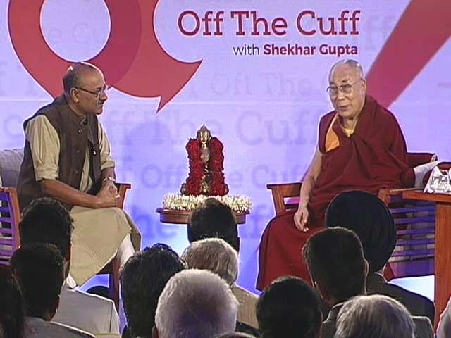 Video : In Conversation With His Holiness The Dalai Lama