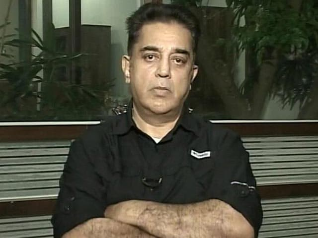 Video : 'Only Fresh Elections Can Cleanse Tamil Nadu': Kamal Haasan