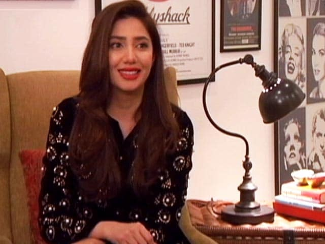 Video : Mahira Khan On Life, The Universe And SRK