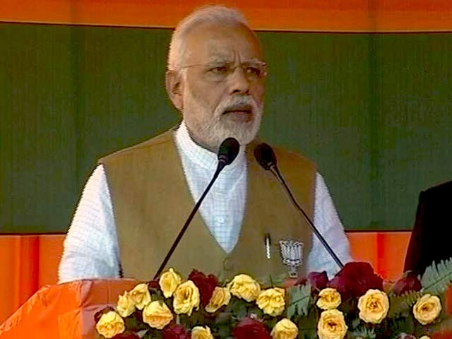 Video : Discrimination Is The Biggest Problem In UP, Says PM Modi In Fatehpur