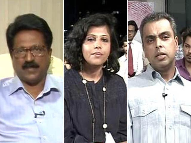 Video : The Election Centre: BMC Polls Make Or Break For Sena, BJP?