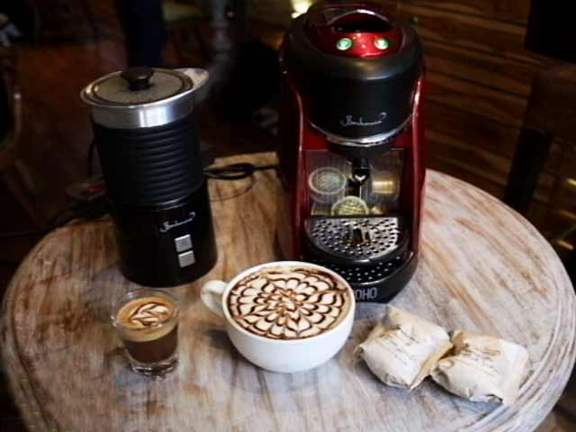 Video : Learn How to Make Your Own Espresso