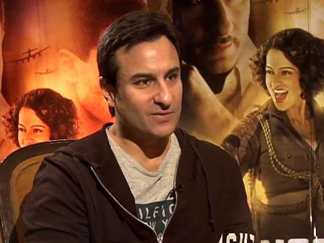 Video : Saif Ali Khan Believes Ranbir Can Play Tiger Pataudi's role in Biopic