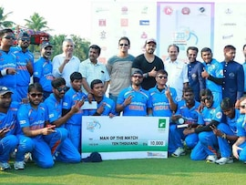 'Lack of Government Recognition Hurting Blind Cricket in India'
