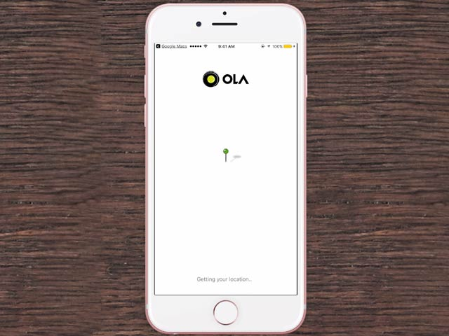 Video : How To Book an Uber or Ola Cab From Google Maps