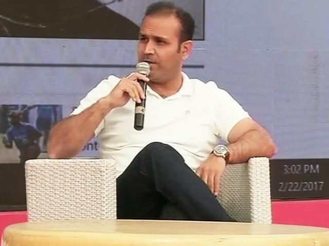 Video : Virat Kohli World's Best Batsman at The Moment: Virender Sehwag to NDTV
