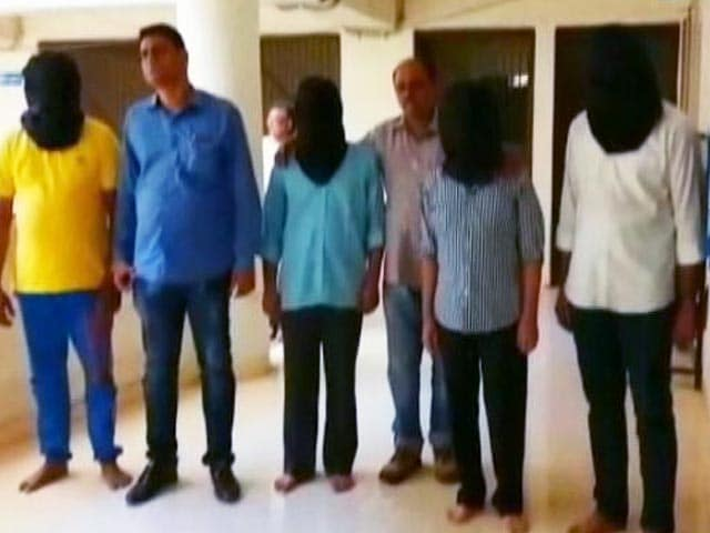 Videos : खुद को सरकारी अफसर बताकर 1.20 करोड़ रुपये के पुराने नोट लूटे, 7 आरोपी गिरफ्तार