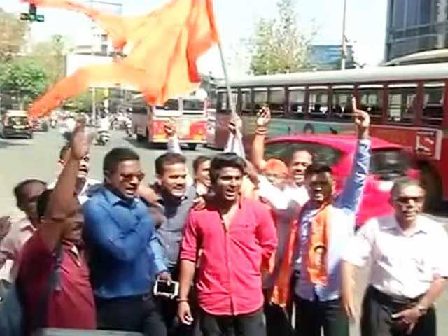 Videos : बीएमसी चुनाव : भारी बढ़त की ओर शिवसेना