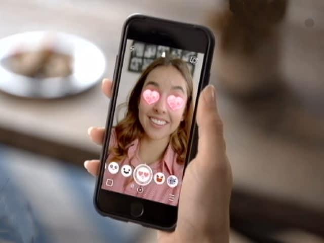 Video : Snapchat vs. Instagram
