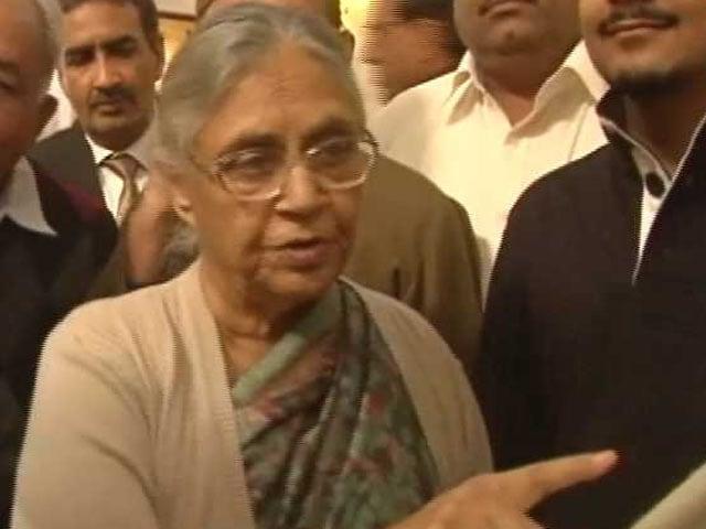 Video : राहुल गांधी पर दिए बयान पर शीला दीक्षित का यू-टर्न