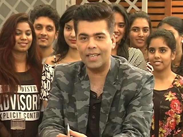 Spotlight: Karan Johar On His Book, Bollywood And Being 'An Unsuitable Boy'