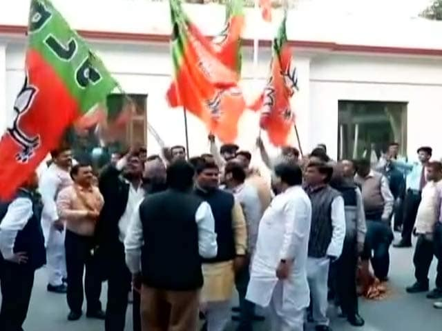 Video : BJP's Vijay Diwas: Party To Celebrate Referendum On Notes Ban
