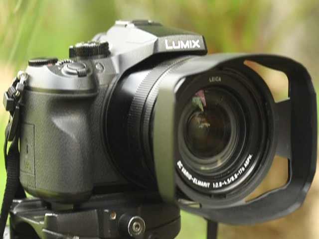 Panasonic Lumix DMC-FZ2500 Video Review