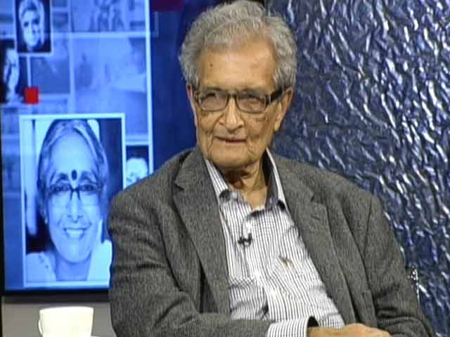 Video : Arrogant For 'Minority Government' To Use Term 'Anti-National': Amartya Sen