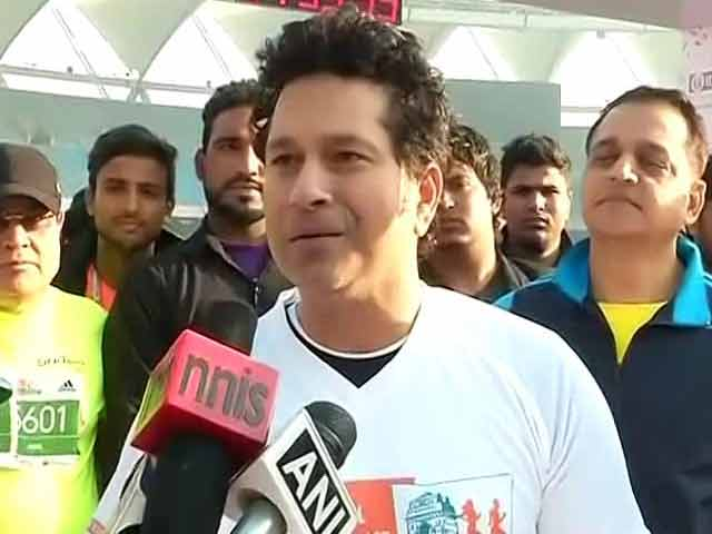 Video : Sachin Tendulkar's Message To Virat Kohli And Co After Humiliating Loss