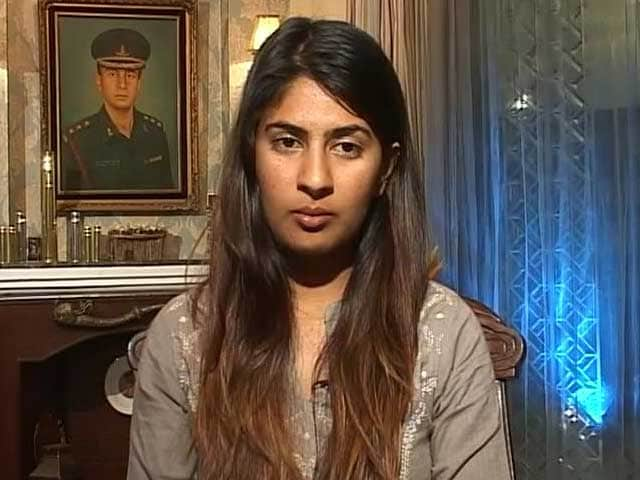 Video : I Got Rape Threats For Calling Out ABVP, Says Kargil Martyr's Daughter