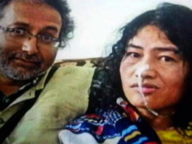 Video : Irom Sharmila's Romance May Trip Her Political Debut, Feel Supporters