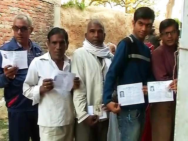 Video : यूपी में पांचवें दौर की वोटिंग, बहराइच से ग्राउंड रिपोर्ट