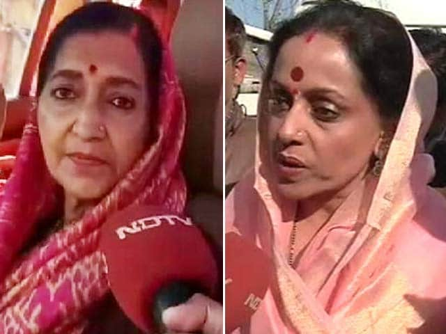Video : Battle Of The Queens In Amethi As UP Votes In 5th Phase Today